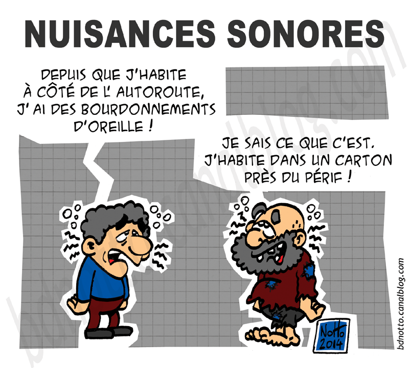 05 - 2014 - Nuisances Sonores
