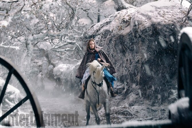 Emma Watson as Belle_Beauty & The Beast