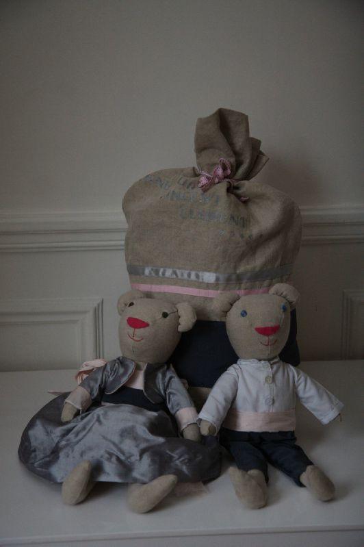 Un sac polochon et le cortège de mariage, sur devis