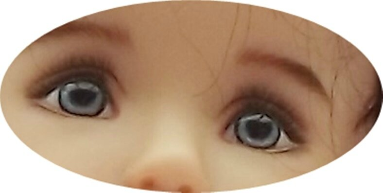 jodie yeux