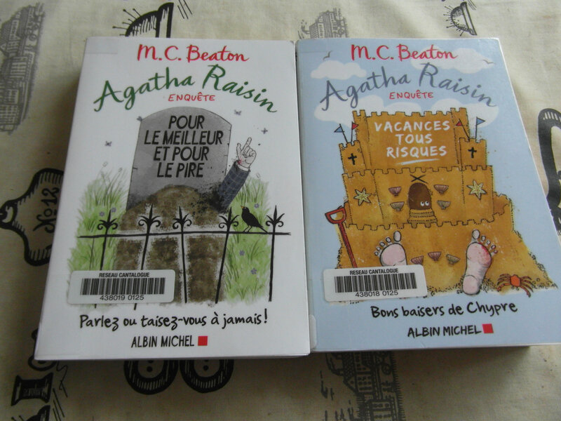 Agatha Raisin 5 6