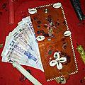 Le portefeuille magique a 04 oeuil du maitre marabout bocor