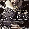 La vipère ~~ monica mccarty
