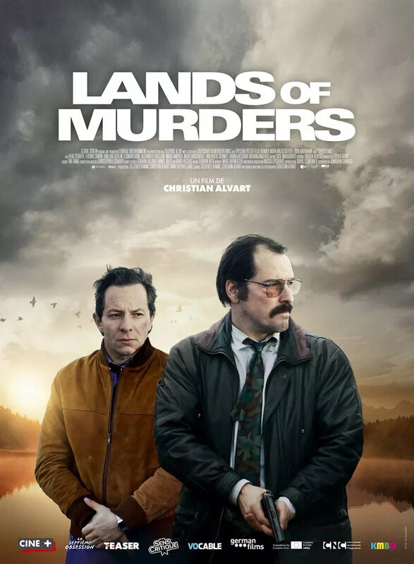 Lands of Murders affiche