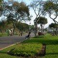 Un samedi apres midi au Parc de Exposicion de LIMA