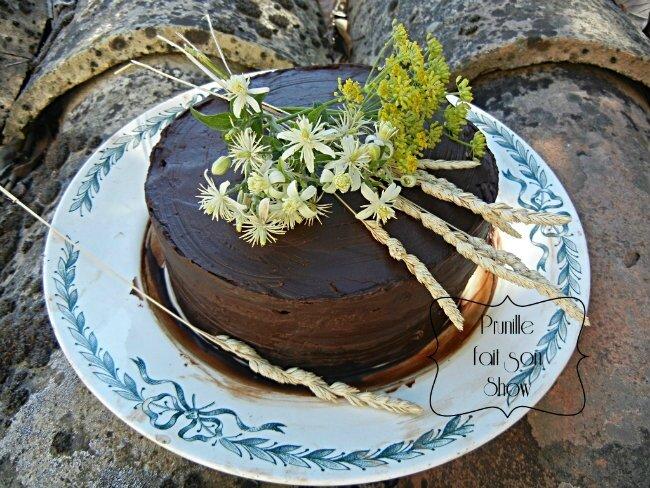 gateau chocolat speculos vegetalien prunillefee 1