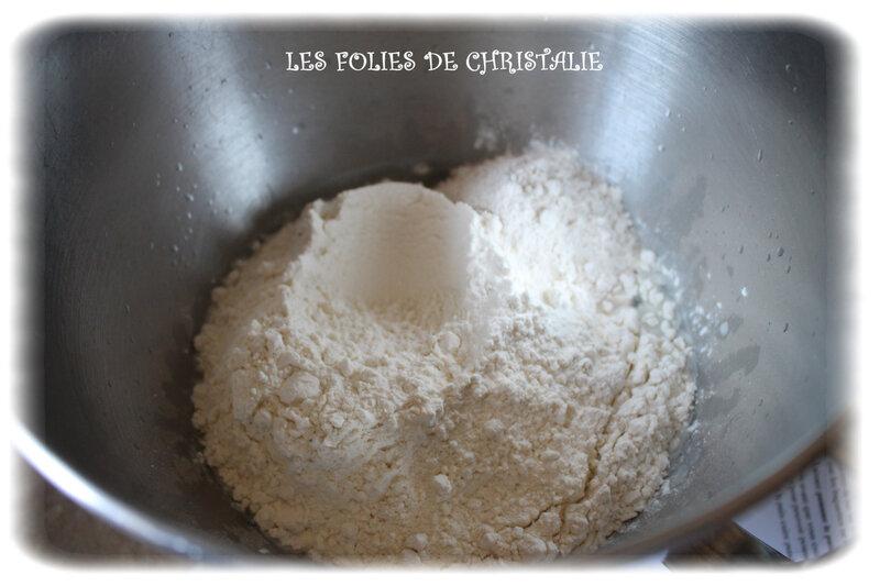 Baguettes levain 1