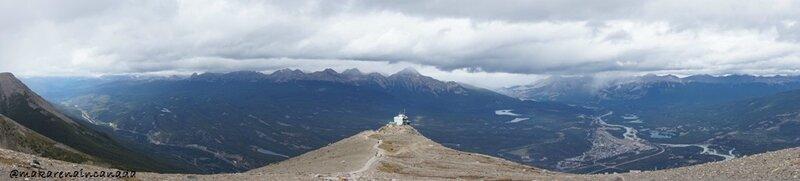 Panoramique à 2300 m