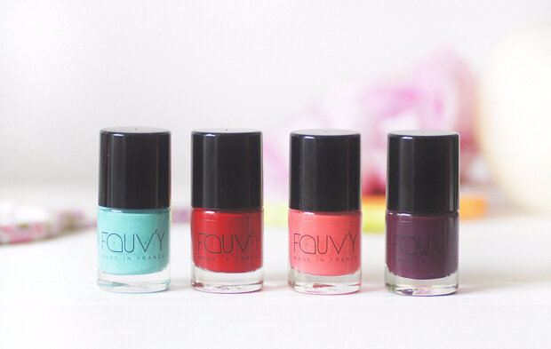 Collection vernis !