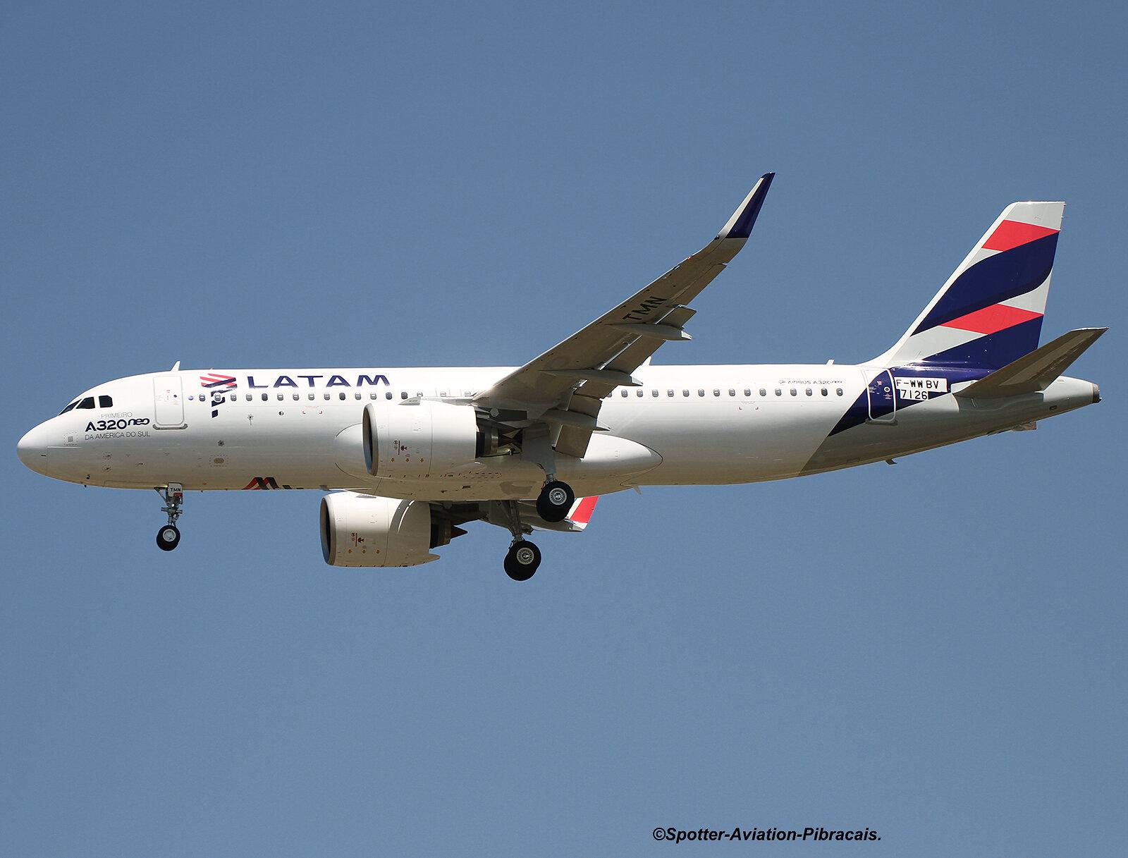 LaTAM Airlines Brasil (NEO)