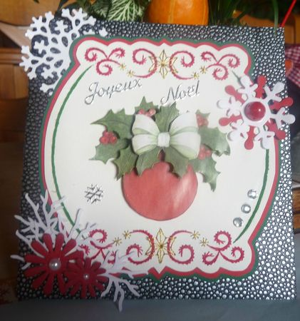 neige cartes et boule de Lea 009