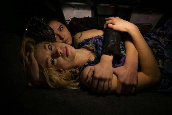 Lissa and Rose Vampire Academy movie