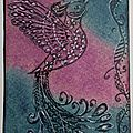 Echange Oiseau Zentangle MD3