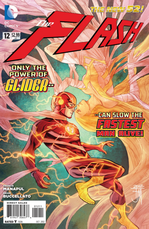new 52 flash 12
