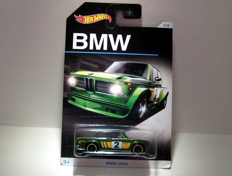 Bmw 2002 (Hotwheels 2016)