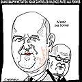 La vie politique française est donc devenue ce gigantesque cloaque. toute cette vermine grouille et baffre sur notre dos...