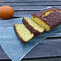 Cake à l'orange de sophie dudemaine