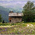 Maison de pays en Haute-Maurienne