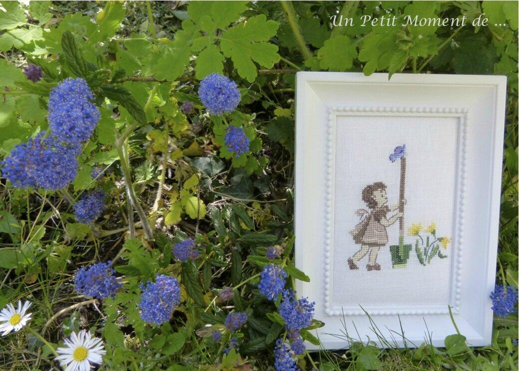Broderies jardinage 4
