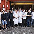 Opération tous au restaurant 2013, l'occasion de tester de jolies tables