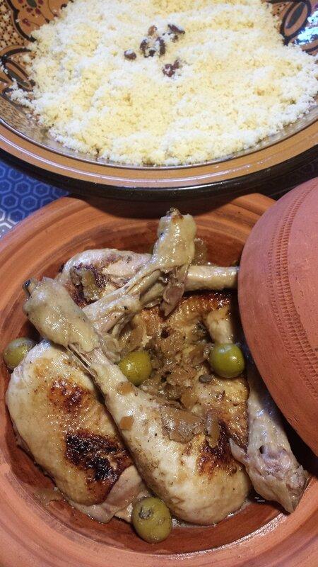tajine de poulet aux citrons confits (6)