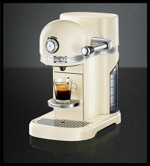 kitchenaid machine cafe nespresso 4