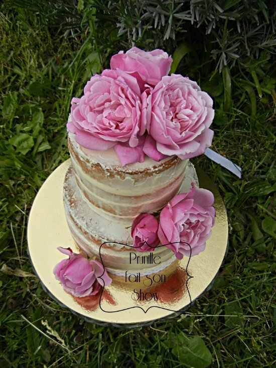naked cake prunillefee