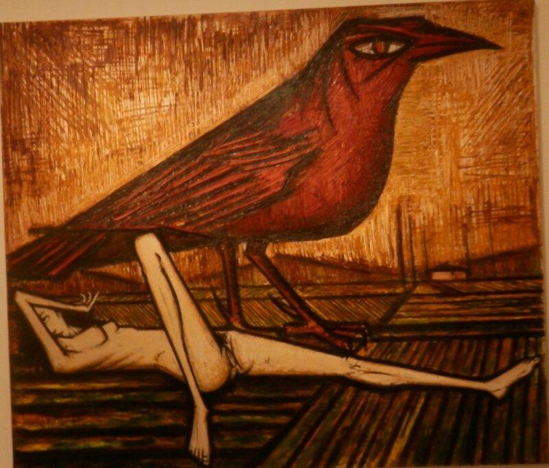 Buffet série Les Oiseaux 1960