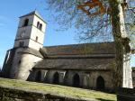 Eglise Château-Chalon