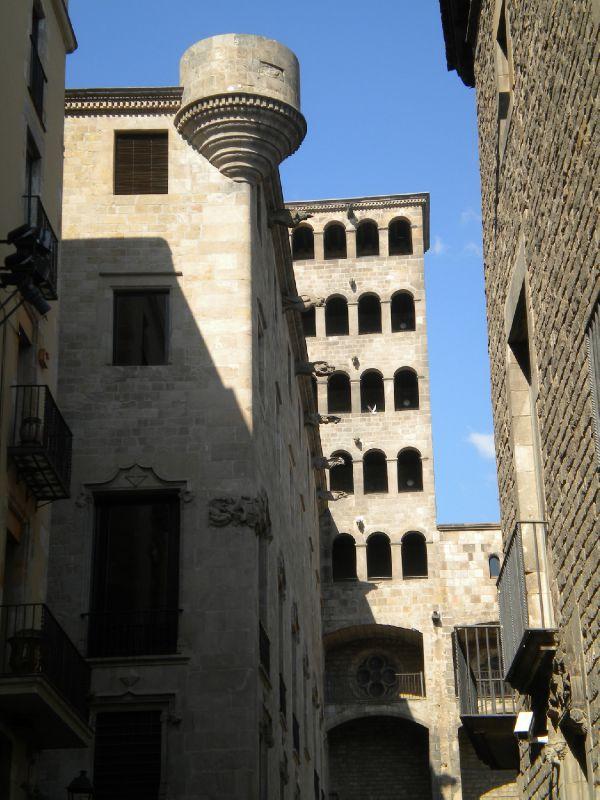 Costa Brava - Barcelone - Tossa del Mar - Girona - 8- 11 mars 084