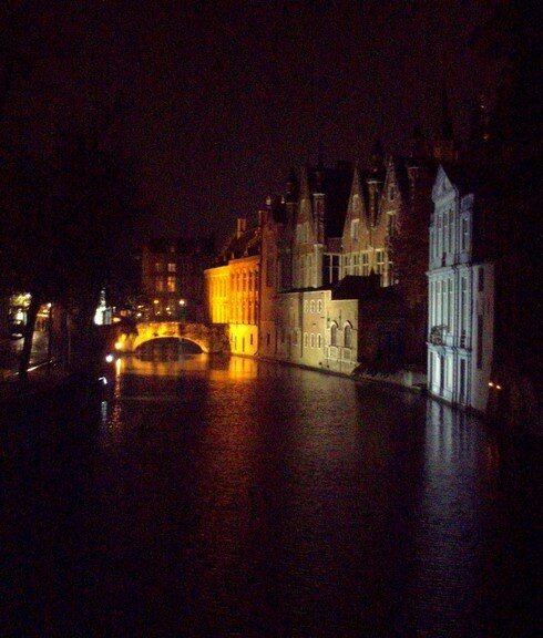 Bruges_by_night