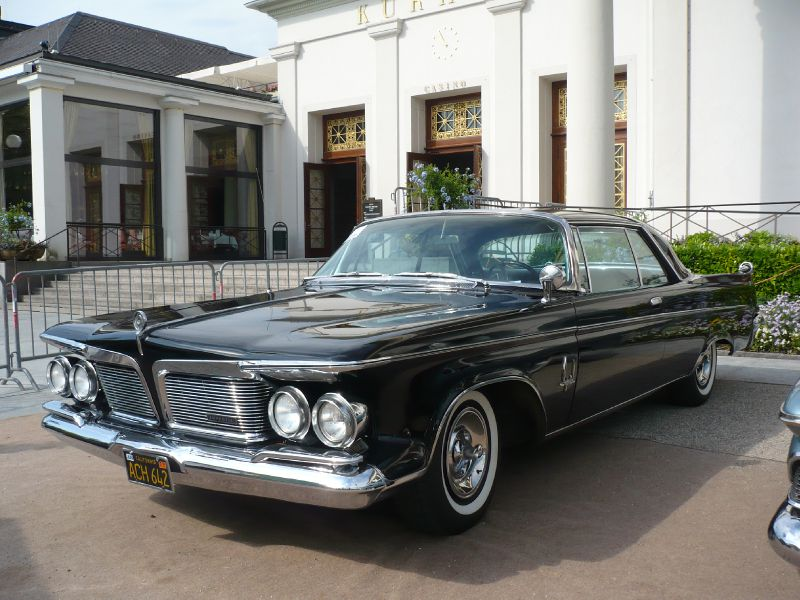 IMPERIAL Crown 2door hardtop 1962 Baden Baden (1)