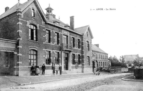 ANOR-La Mairie