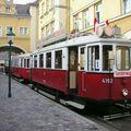 Grinzing - tram