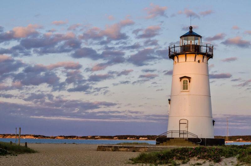 Marthas Vineyard Lighthouse
