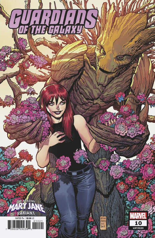 guardians of the galaxy 2019 10 amazing mary jane variant