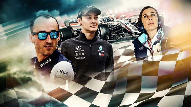 GRAND PRIX FRANCE 2019 DRIVERS WITH ROBERT GEORGES