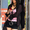 Tram girl @ Hiroshima