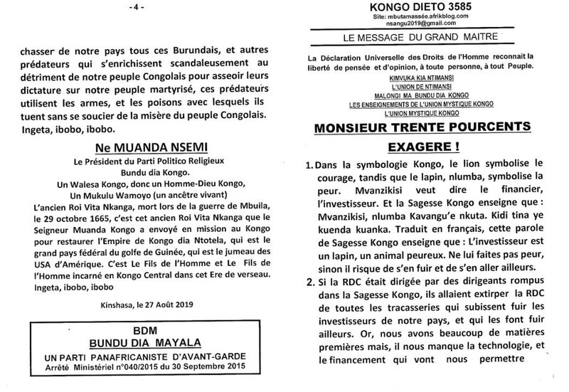 MONSIEUR TRENTE POURCENTS EXAGERE a