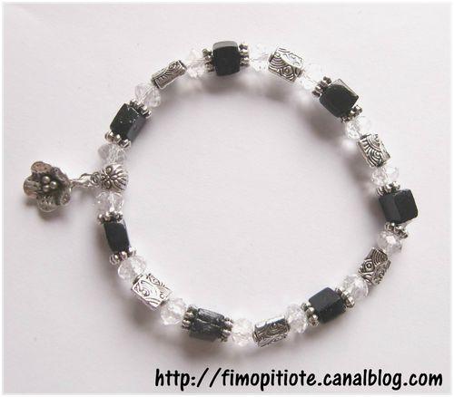 Bijoux pate fimo collier bracelet boucles d oreilles (66)