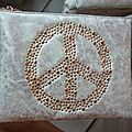 Sac Pochette 'Peace & Love'