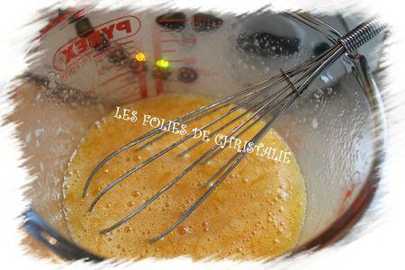Crème aux oeufs 1