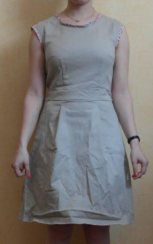 robe avant 1