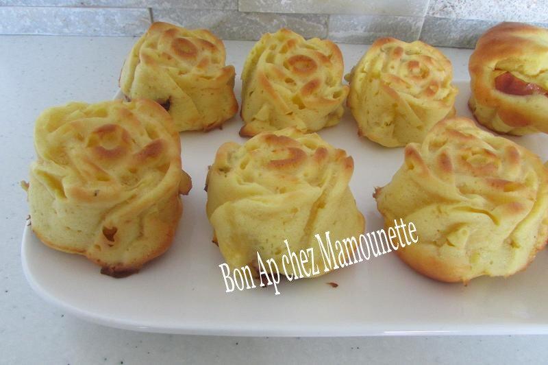 Petits gâteaux mascarponés aux brugnons 008-