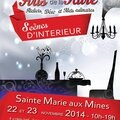 Salon des arts de la table sainte marie aux mines