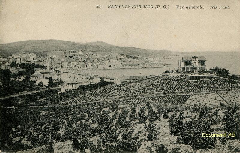 628 Vue générale 1915