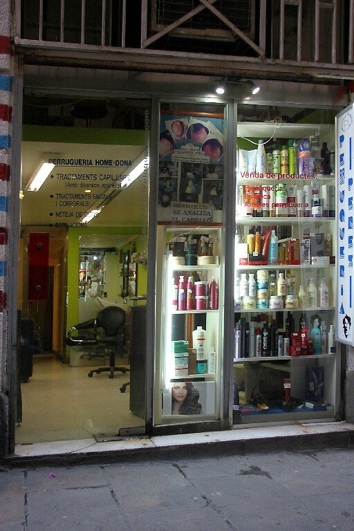 6-Barcelone, Coiffeur_5006