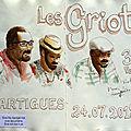 Martigues : les Griots