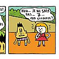 Strip 07 / bill et bobby / le jeu (suite)