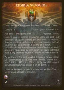 Magnus le Mystique - elixir_de_sauvagerie (sort)